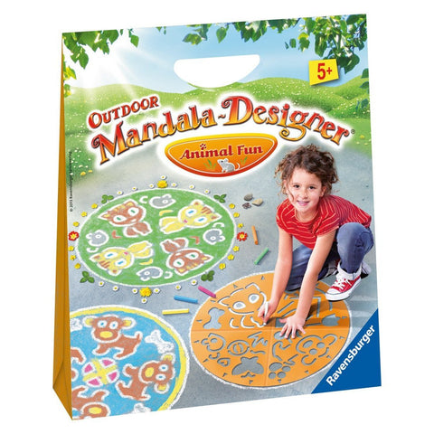 Outdoor Mandala-Designer Animal Fun Kit