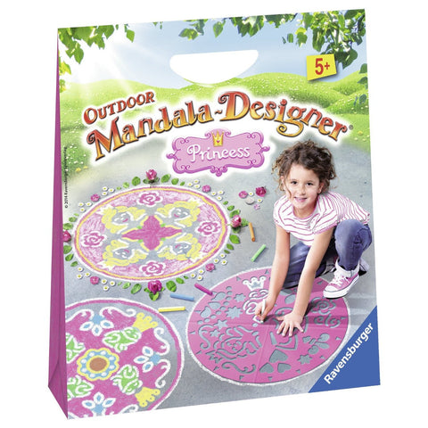 Outdoor Mandala-Designer Princess