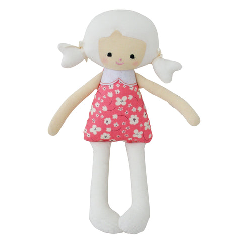 Martha Doll Rattle (Cherry Blossom)