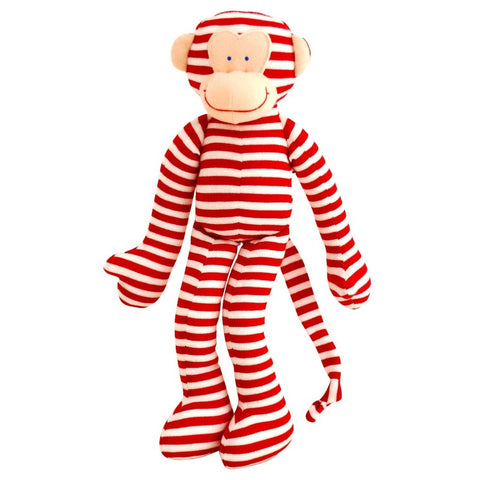 Monkey Rattle (Red Stripe)