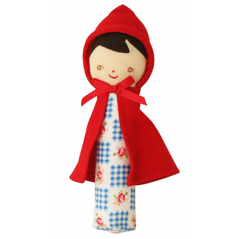 Woodland Friends Lil' Red Riding Hood Squeaker