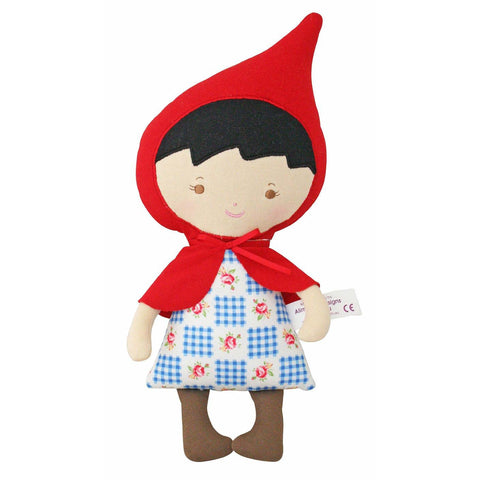 Lil' Red Riding Hood Woodland Friends Doll