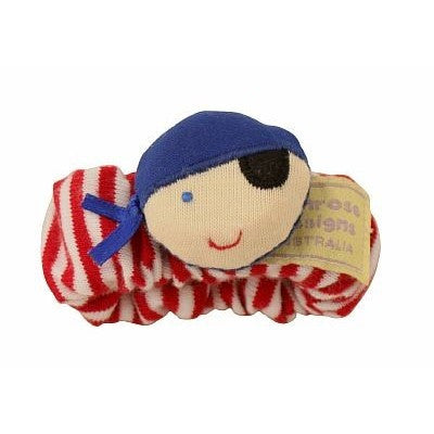 Pirate Wrist Rattle