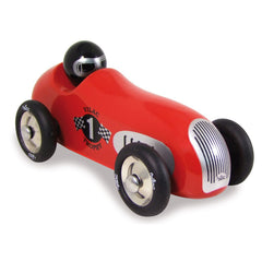 Trophy Sports Car, Red