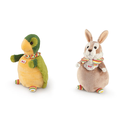 Duet Puppets - Turtle/Hare
