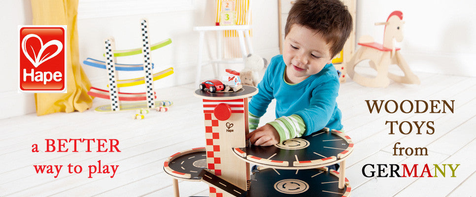 Hape Wooden Toys