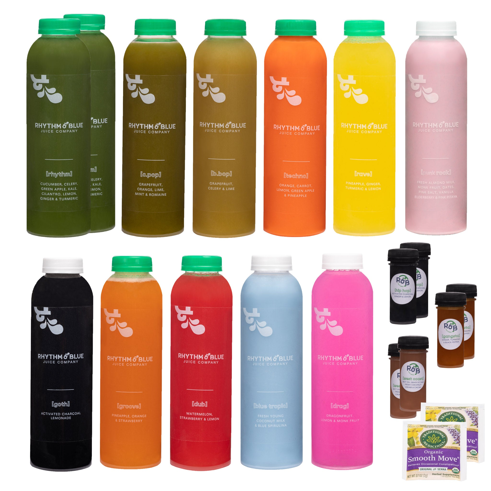 Active Juice Cleanse