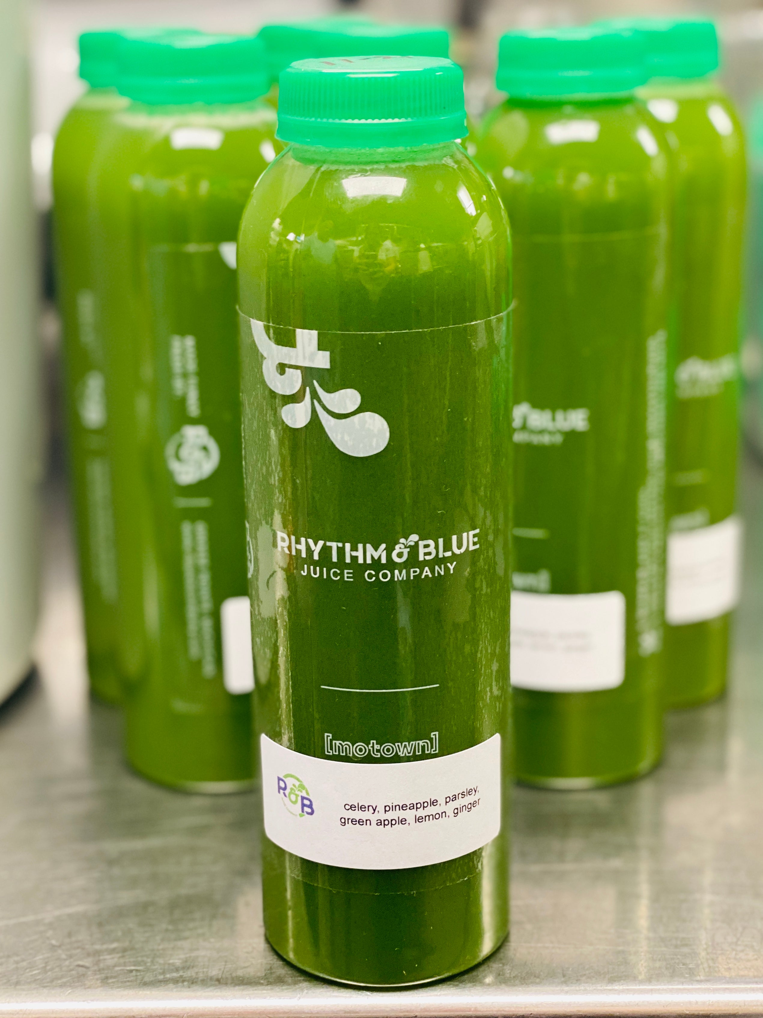 [motown] Cold pressed juice