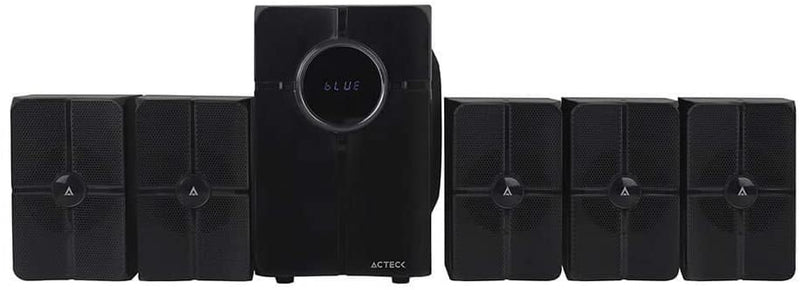 BOCINAS ACTECK MULTIMEDIA BLUETOOTH 5.1 45W