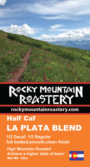 NEW! 2 Half Caf Blends