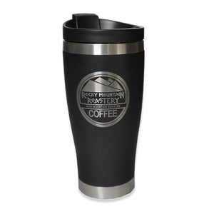 Custom  Engraved RMR Logo Travel Mugs