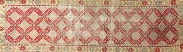 Vintage Turkish Rug 3'2