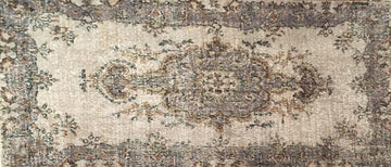 VINTAGE TURKISH RUG 3'10