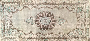 VINTAGE TURKISH RUG 3'8
