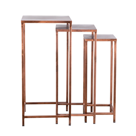 Pollock Nesting Tables - Tall
