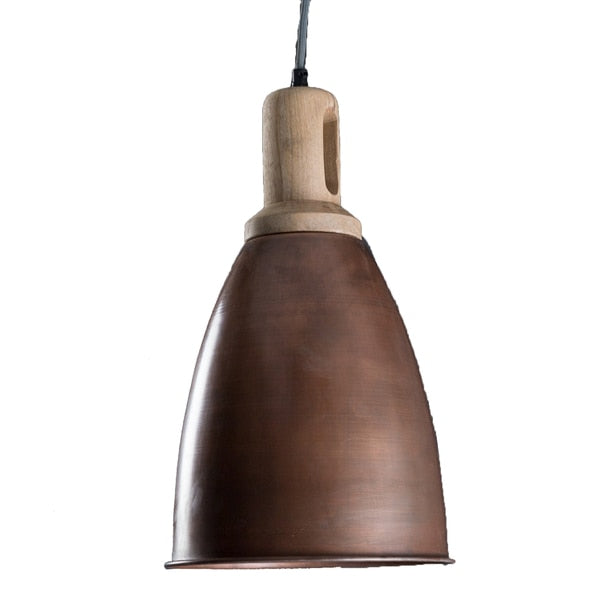 Nevin Hanging Lamp - Copper