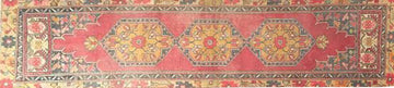 Vintage Turkish Rug 2'8