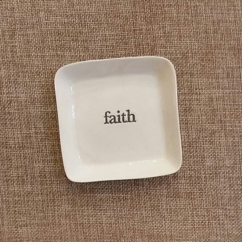 Faith Dishes