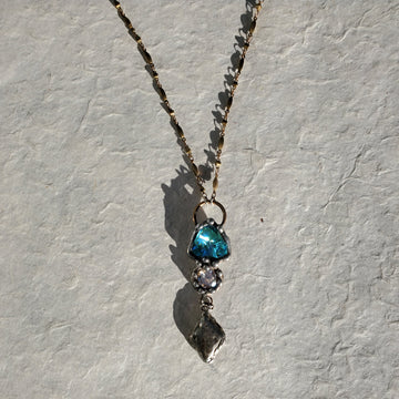 Noak Crystal Necklace