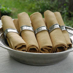 Oval Napkin Rings (Pair)