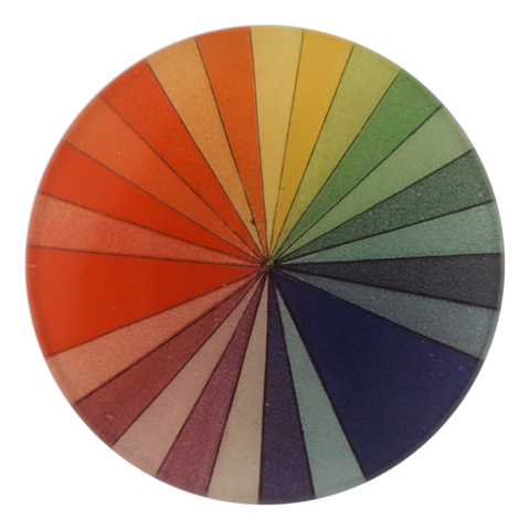 "Color Spectrum 4"" Round"