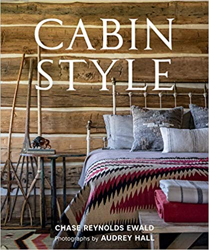 Cabin Style Hardcover Book