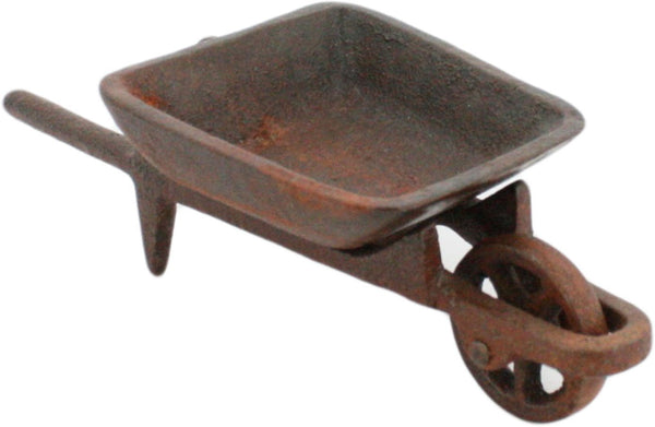 Cast Iron Wheelbarrow