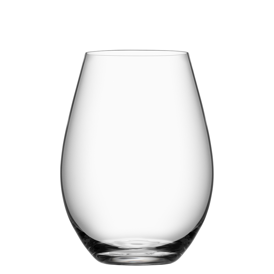 More Stemless Wine Glass