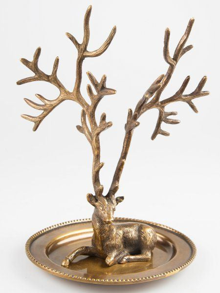 Stag / Deer Jewelry Holder