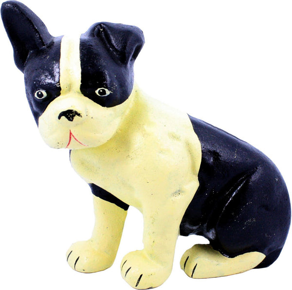 Lonnie The Boston Terrier Doorstop