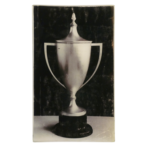 "Silver Cup 632 (7 x 11.5"") Rect. Tray"