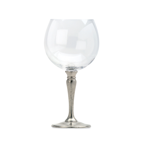 Crystal Balloon Wine Glass