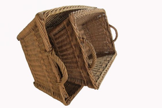 Wicker Wash Basket
