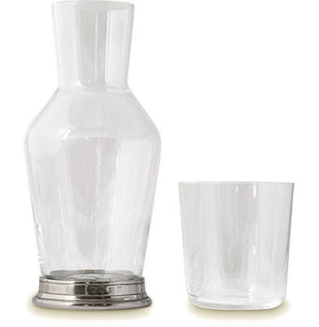 Bedside Carafe with Tumbler