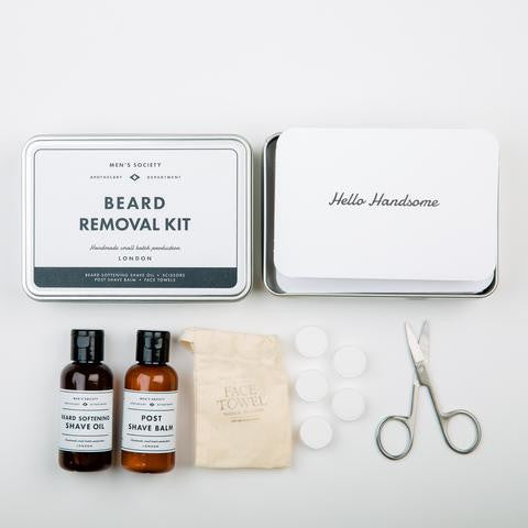 Beard Removal Kit