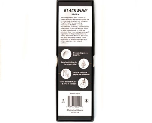 Blackwing Soft Graphite Pencil Set