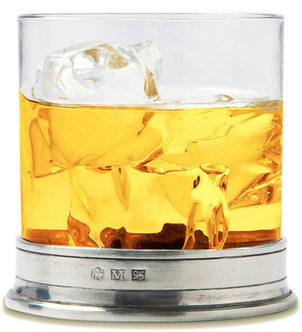 Crystal Double Old Fashioned Glass