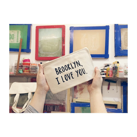 Brooklyn Pencil Pouch