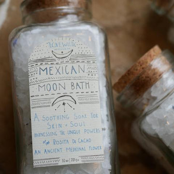 Mexican Moon Bath
