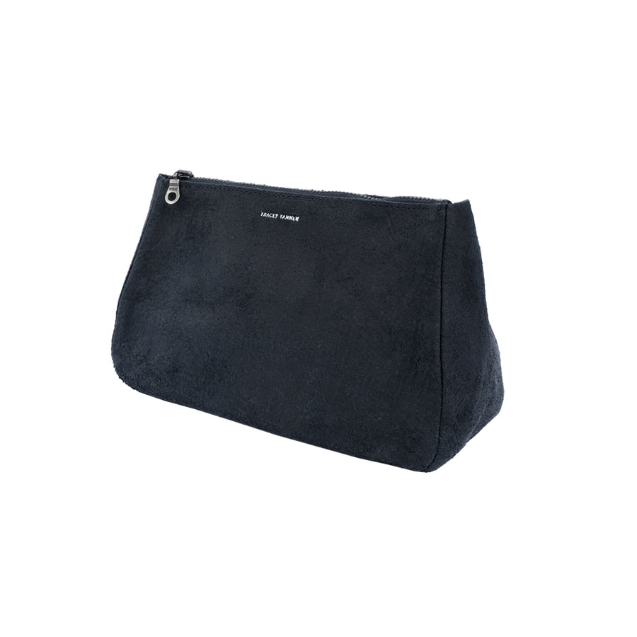 Medium Fatty Pouch - Black Revolver