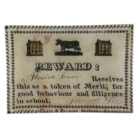 Reward Mini Tray