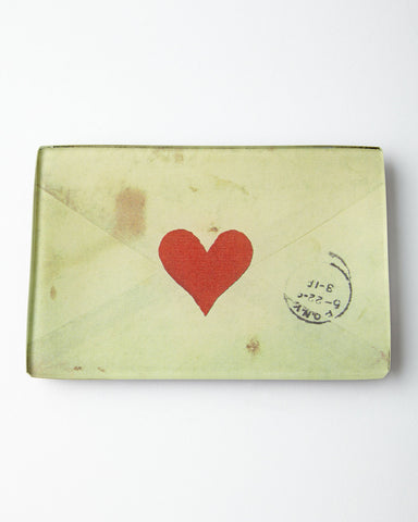 "Sealed with Love 3"" x5"" Tray"