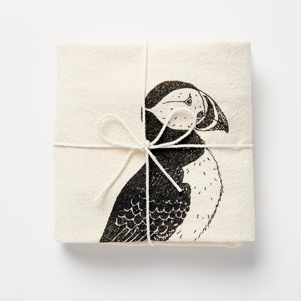 Puffin Kitchen Towel