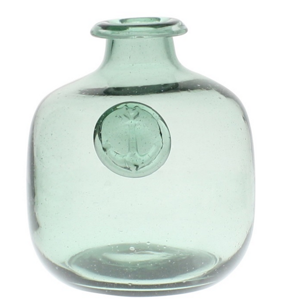 Anchor Stamped Bottle: Small