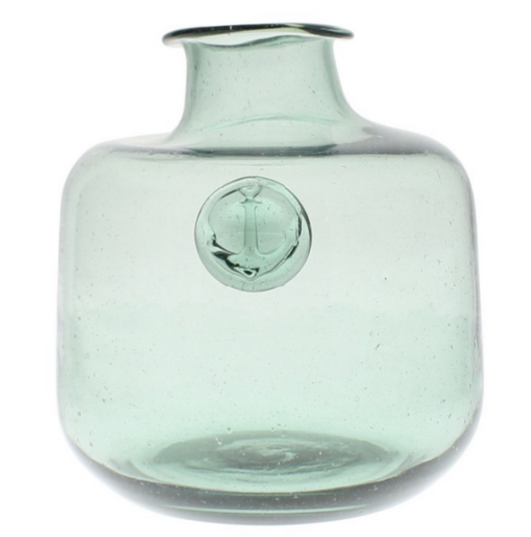 Anchor Stamped Bottle: Medium