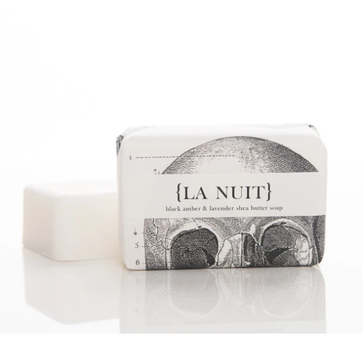 SHEA BUTTER SOAP - LA NUIT BATH BAR