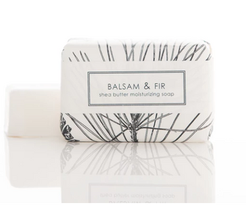 SHEA BUTTER SOAP - BALSAM & FIR