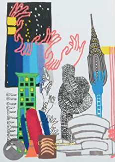 Christian Lacroix New York A5 Notebook by Galison