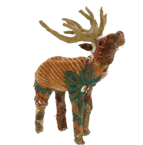 Bavarian Forest Stag Standing