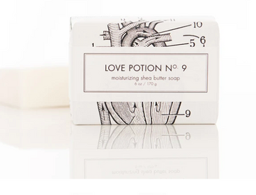 SHEA BUTTER SOAP - LOVE POTION #9 BATH BAR
